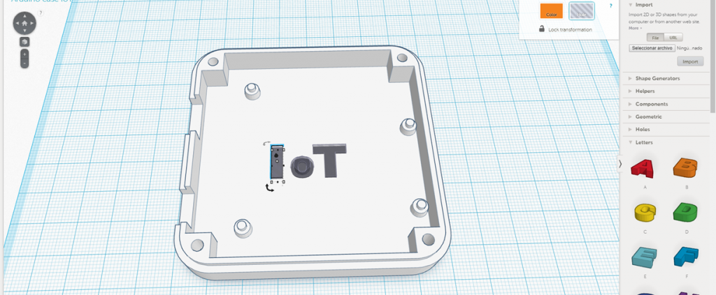 IoT: Using 3D printing to prototype electronics cases